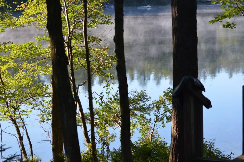Adirondack Lake House for Rent on White Lake NY